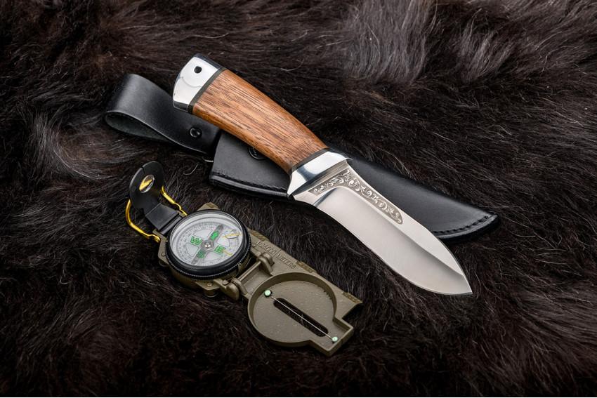 Особенности ножей для охоты