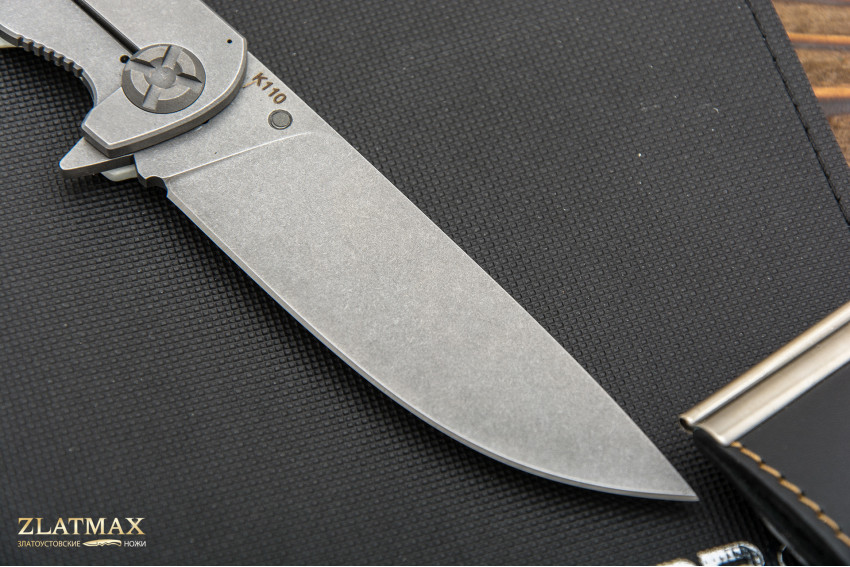 Производство и состав стали K110 Böhler