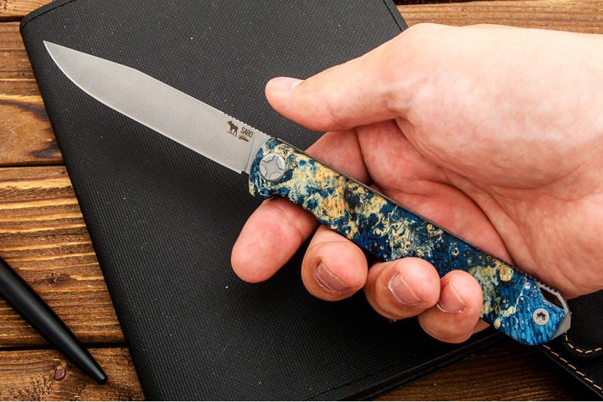 Лучшие модели ножей SARO