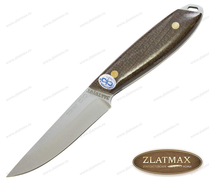 Нож Жулан (100Х13М, Накладки текстолит) фото 01