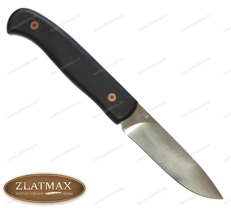 Нож Складной (95Х18, Накладки граб) фото 01