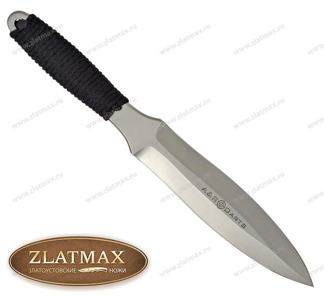 Нож Луч-С (65Г, Обмотка/Стальная) фото-01