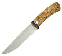 Нож Лиса с гравировкой
