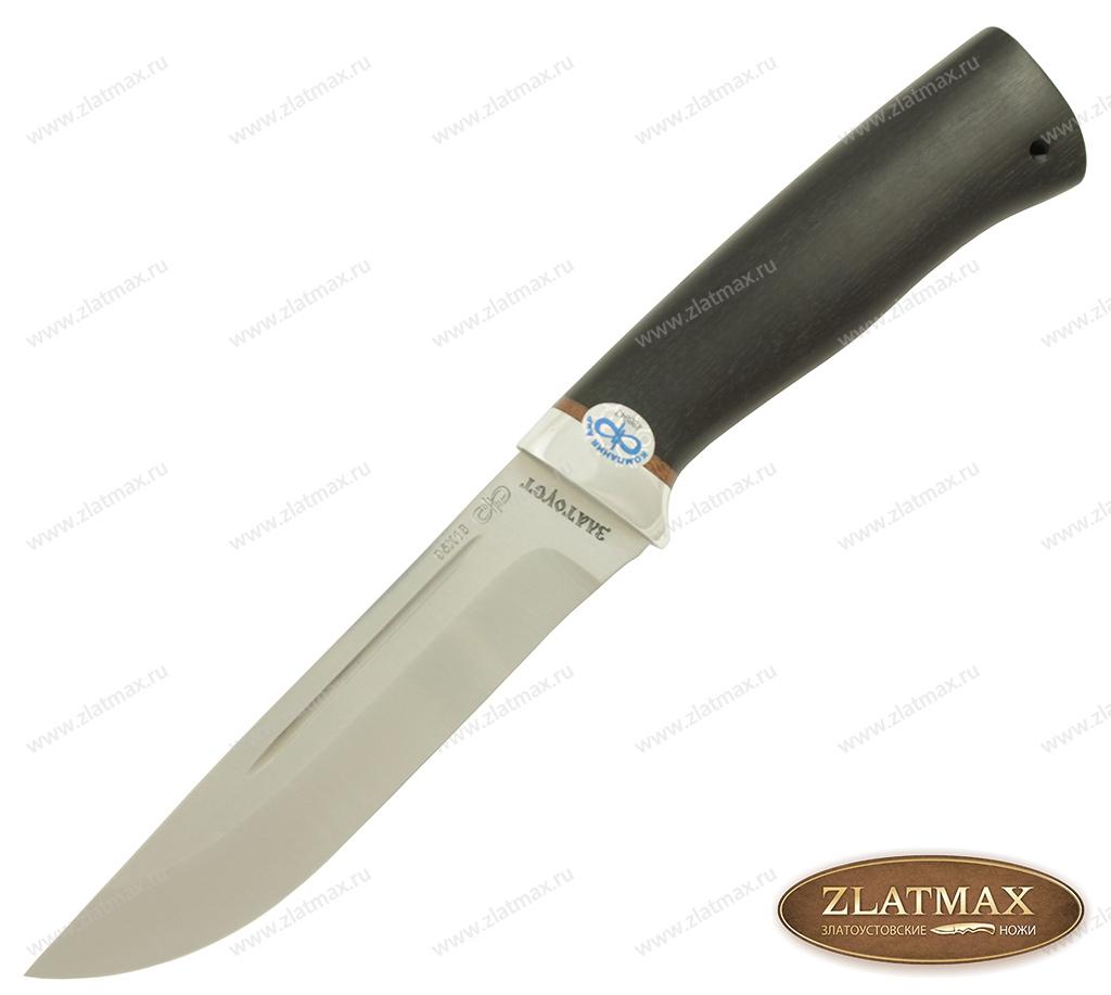 Нож Бекас (95Х18, Граб, Алюминий) фото 01