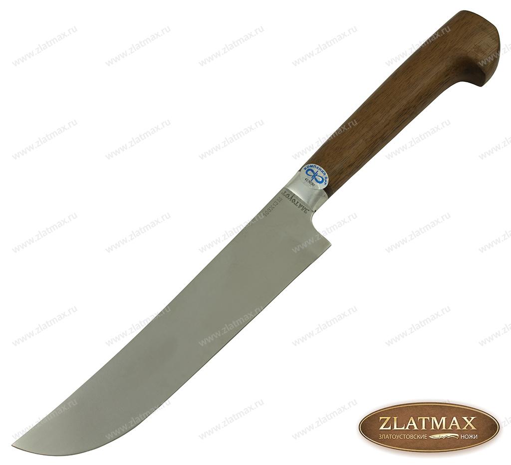 Нож Пчак (100Х13М, Орех, Алюминий) фото 01