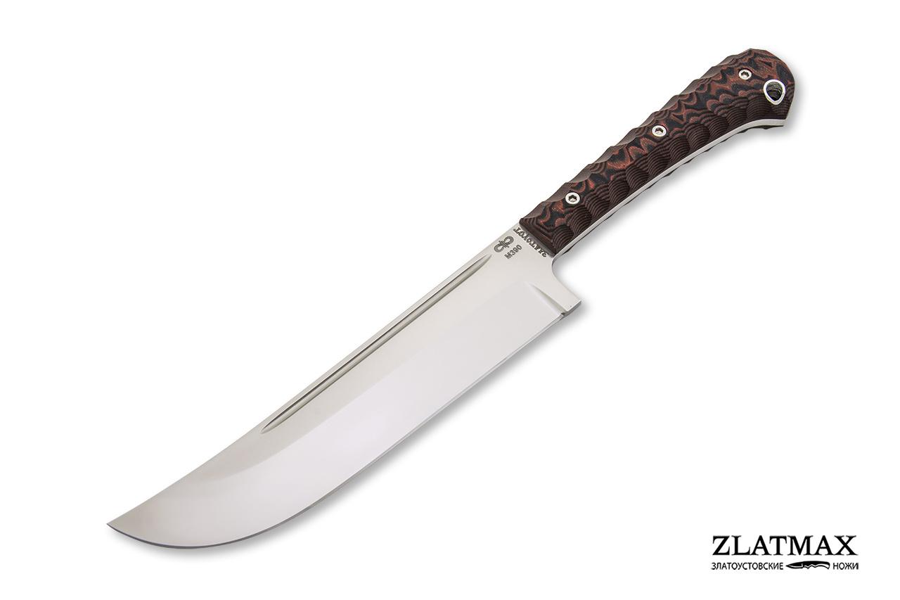 Нож Пчак-Н (М390, Накладки G10) фото 01
