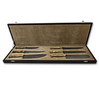 Набор кухонных ножей №4