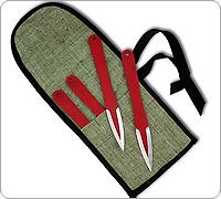 Набор Кобра М 4 ножа