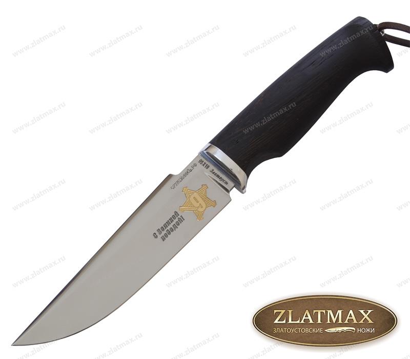Нож Барс 9 Мая (95Х18, Граб, Алюминий) фото 01