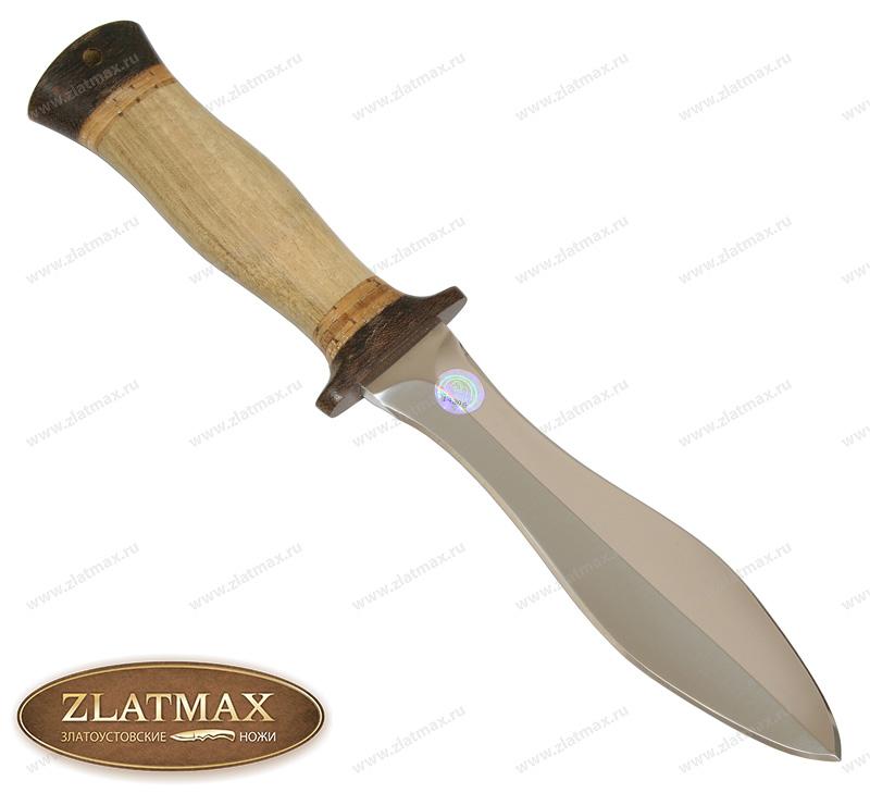 Нож СН-3 (40Х10С2М, Орех, Текстолит) фото 01