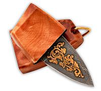 Нож-брелок 2