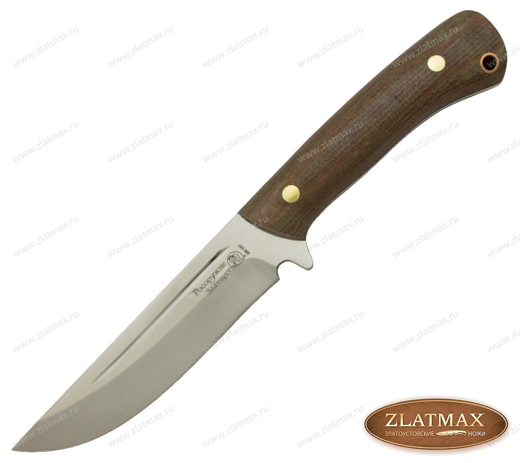 Нож Риф 115 (40Х10С2М, Накладки текстолит) фото-01