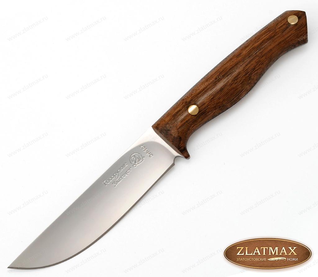 Нож Фултанг 6 (40Х10С2М, Накладки орех) фото 01