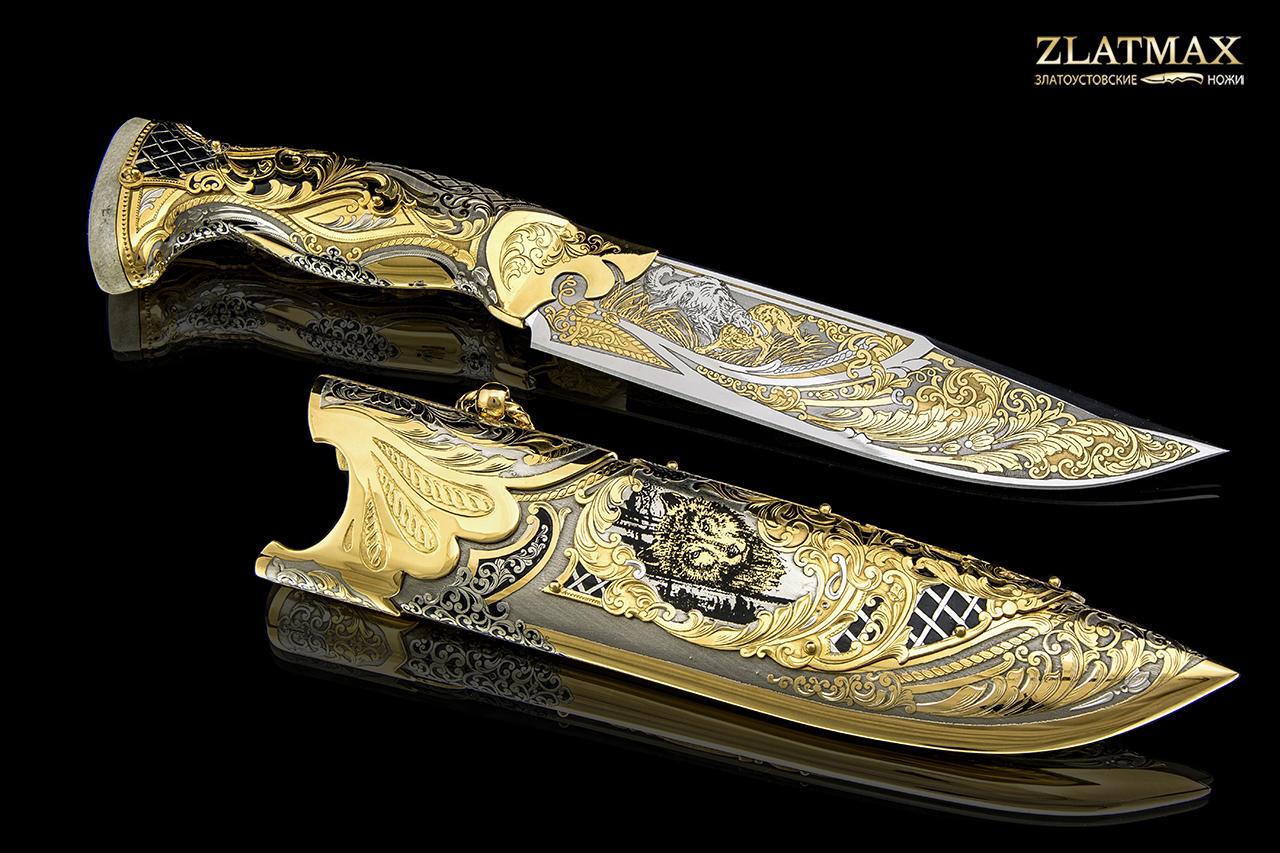 Нож Удачная охота фото 01