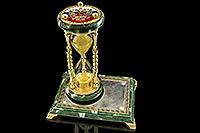 Часы Песочные Герб РФ