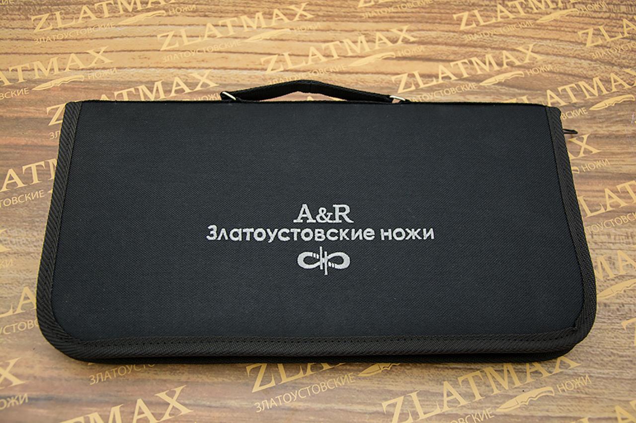 Кейс 5 ножей (Поварской-5) фото 01