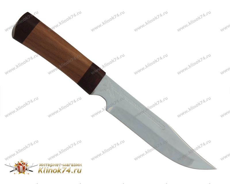 Нож Альтаир (40Х10С2М, Орех, Текстолит) фото 01