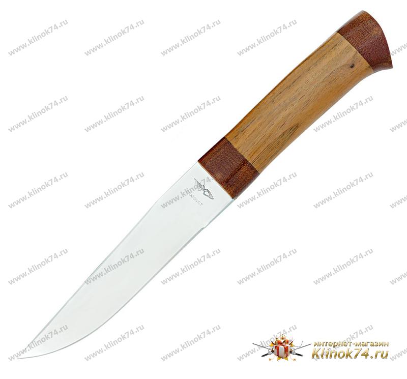 Нож Вега (40Х10С2М, Орех, Текстолит) фото-01