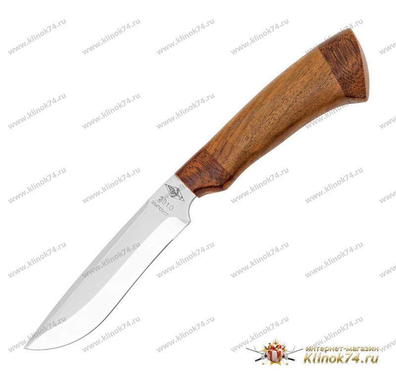 Нож Феникс (40Х10С2М, Орех, Текстолит) фото 01