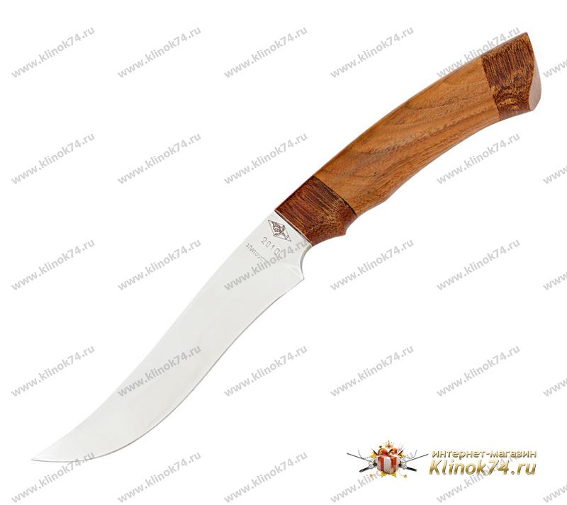 Нож Электра (40Х10С2М, Орех, Текстолит) фото-01