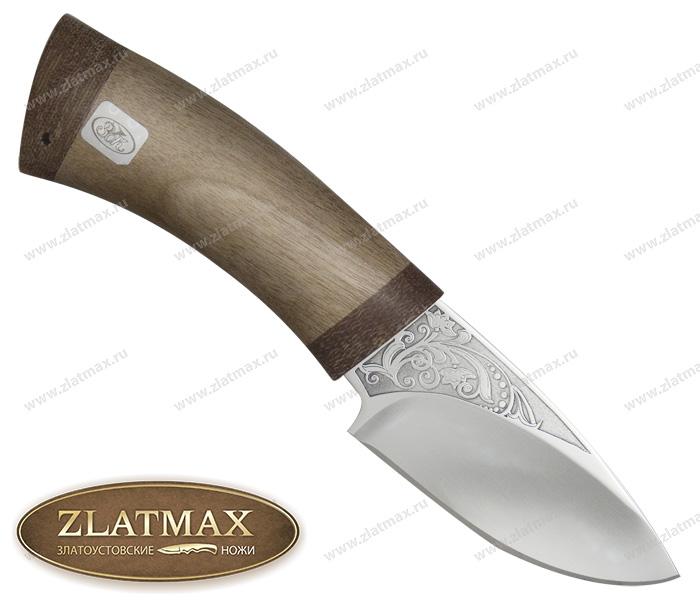 Нож Кобра (ЭИ-107, Орех, Текстолит) фото 01