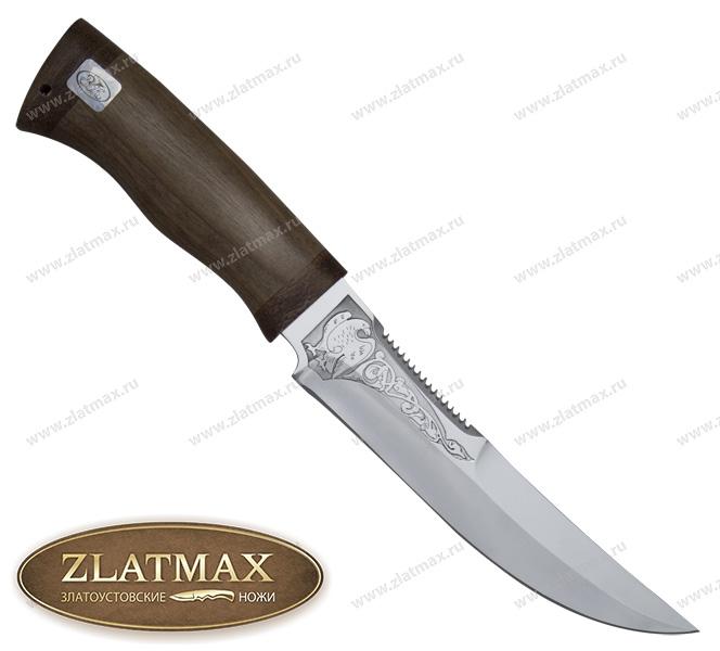 Нож Сокол (ЭИ-107, Орех, Текстолит) фото 01