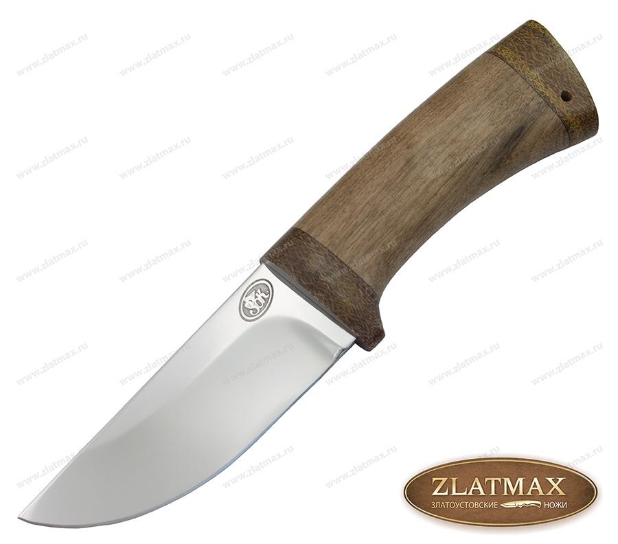 Нож Халзан (ЭИ-107, Орех, Текстолит) фото 01