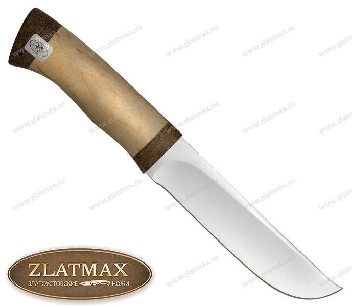 Нож Узбекский (ЭИ-107, Орех, Текстолит) фото 01