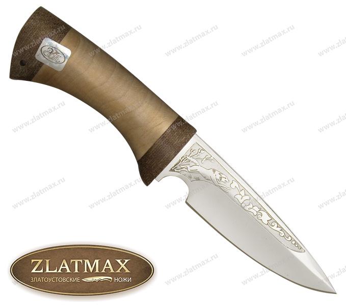 Нож Гепард (ЭИ-107, Кап, Текстолит) фото 01