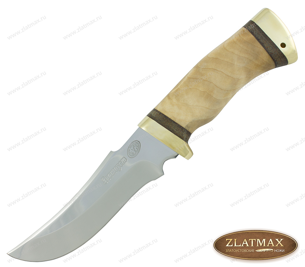 Нож Диана (ЭИ-107, Кап, Латунь) фото 01