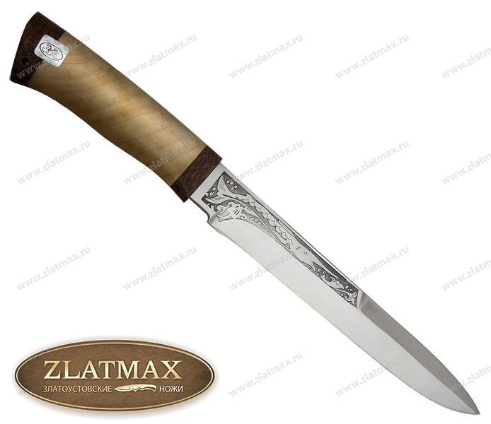 Нож Игла (ЭИ-107, Кап, Текстолит) фото 01