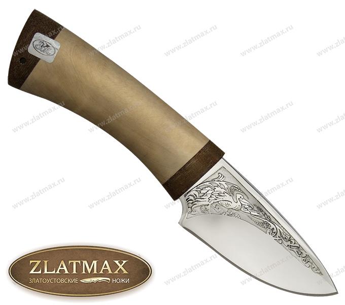 Нож Кобра (ЭИ-107, Кап, Текстолит) фото 01