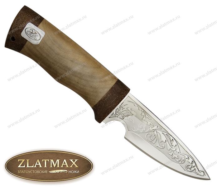 Нож Пескарь (ЭИ-107, Кап, Текстолит) фото 01