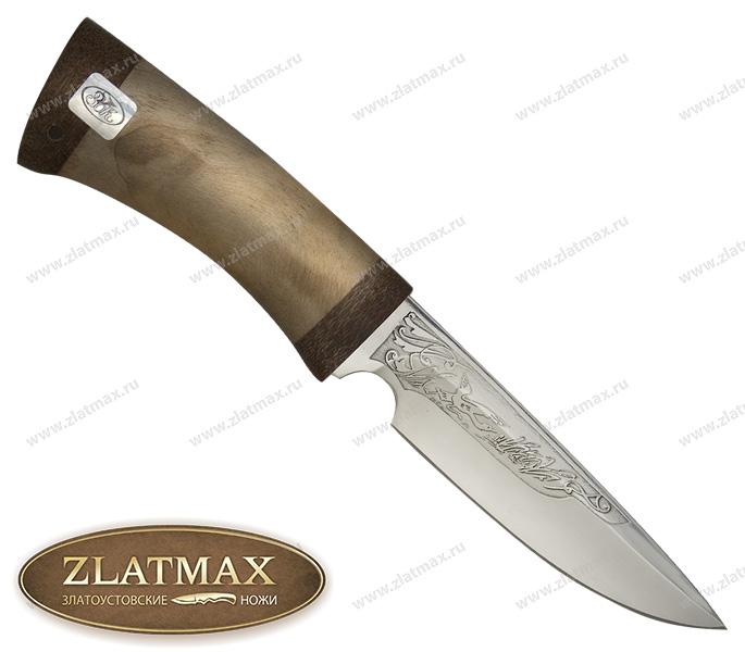 Нож Сапсан (ЭИ-107, Кап, Текстолит) фото 01