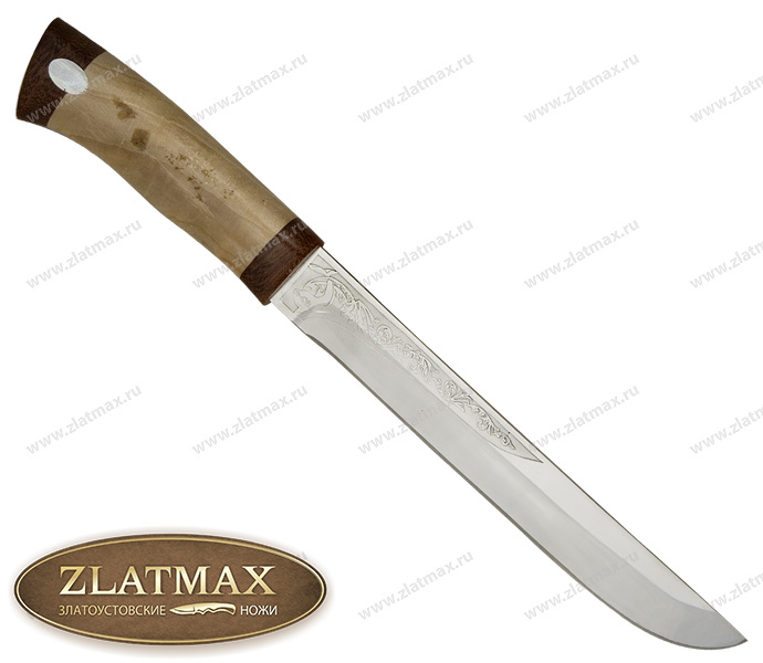 Нож Сом (ЭИ-107, Кап, Текстолит) фото 01