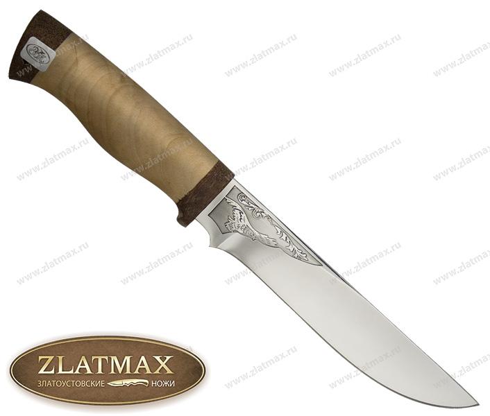Нож Ястреб (ЭИ-107, Кап, Текстолит) фото 01