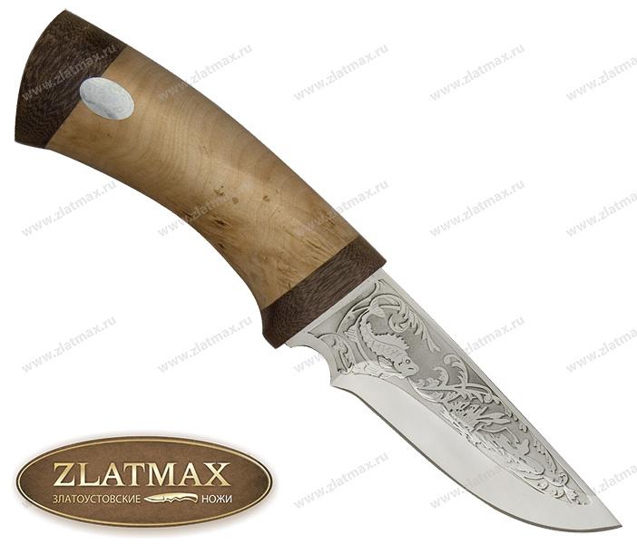 Нож Ерш (ЭИ-107, Кап, Текстолит) фото 01