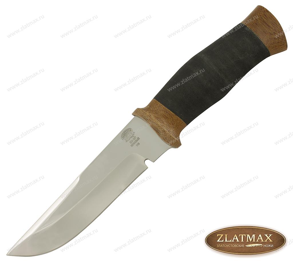 Нож Н8 Спецназ (40Х10С2М, Микропористая резина, Текстолит) фото 01