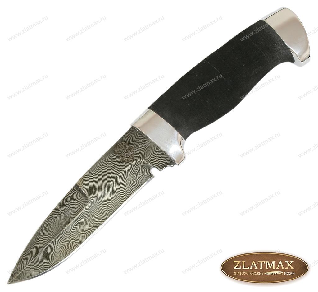 Нож Н9 Чикаго (У10А-7ХНМ, Микропористая резина, Алюминий) фото 01