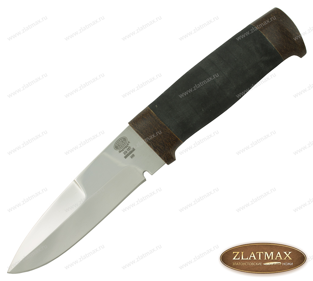 Нож Н9 Чикаго (40Х10С2М, Микропористая резина, Текстолит) фото 01