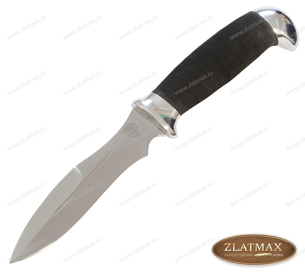 Нож Н21 (40Х10С2М, Микропористая резина, Алюминий) фото 01