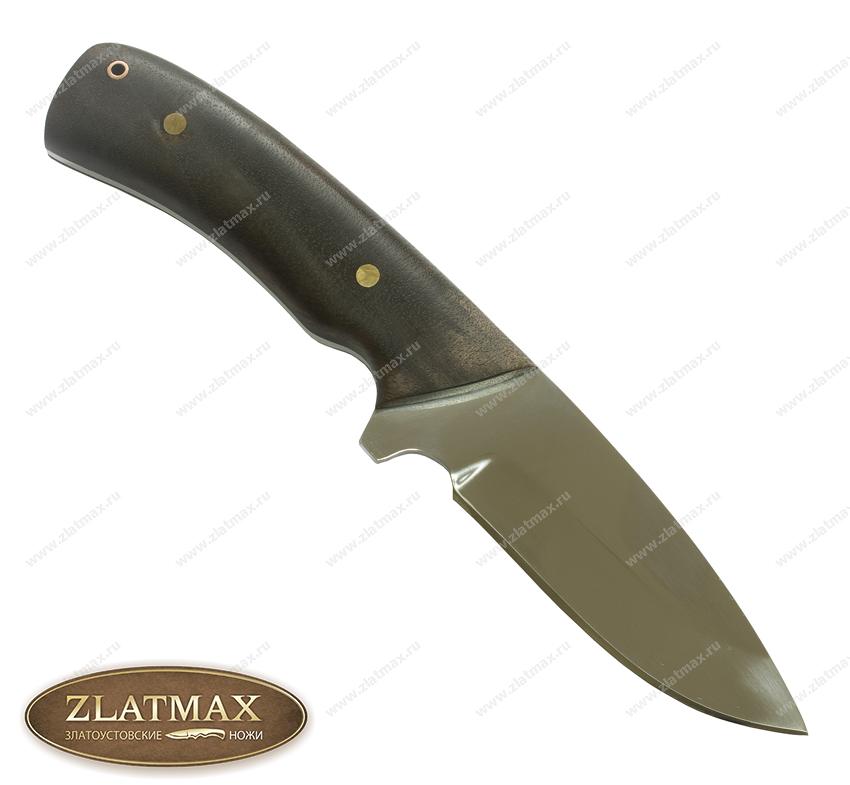 Нож НР 39 (40Х10С2М, Накладки орех) фото 01
