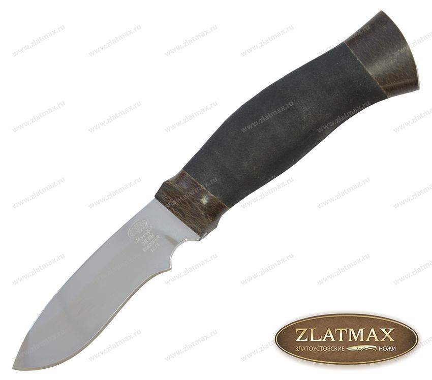Нож Н31 (40Х10С2М, Микропористая резина, Текстолит) фото 01