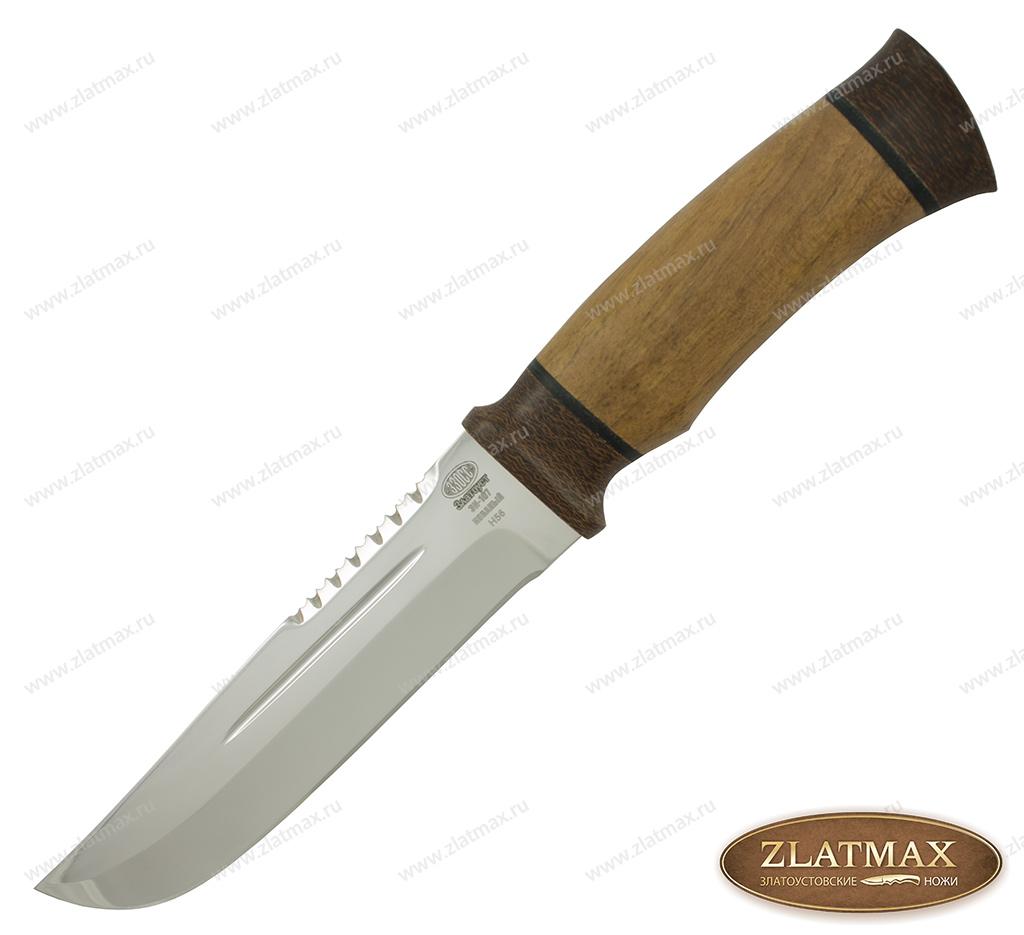 Нож Н56 (40Х10С2М, Орех, Текстолит) фото 01