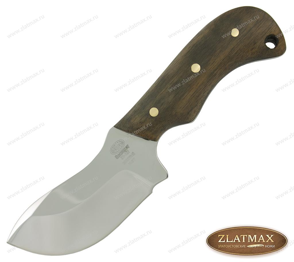 Нож Н67 (40Х10С2М, Накладки орех) фото-01