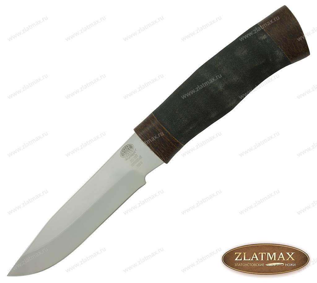 Нож Н33 (40Х10С2М, Микропористая резина, Текстолит) фото 01